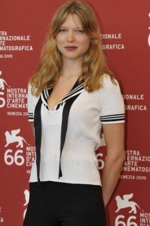 Леа Сейду – талантливая актриса, великолепная модель